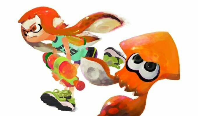Nerdy Talk Episode 13 – Protect the Splatoon!