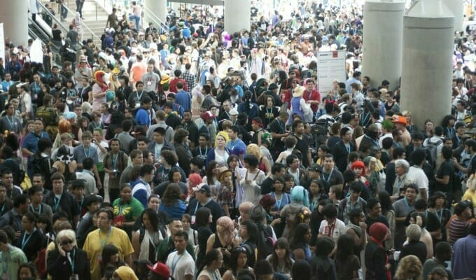 Anime Expo 2014: A Weekend of Epic Announcements