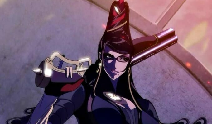 Check Out The New Trailer For Bayonetta: Bloody Fate