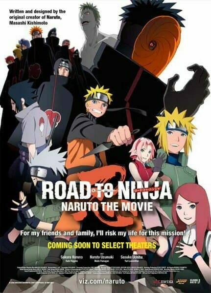 Road to Ninja – Naruto the Movie To Get Theatrical Release