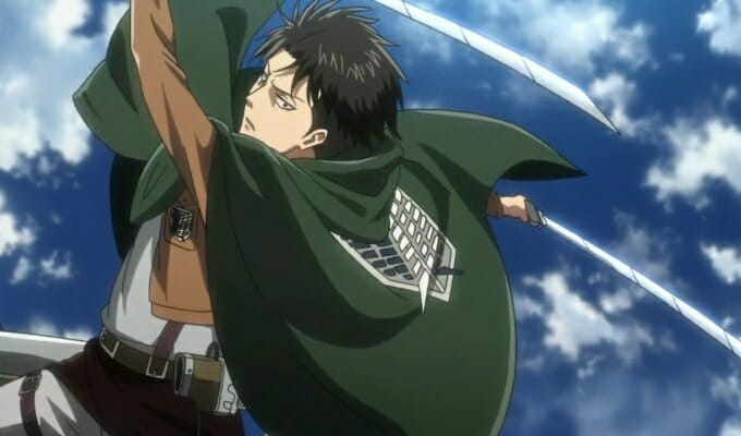 Survey Corps Moves Out In Latest Attack on Titan Dub Clip