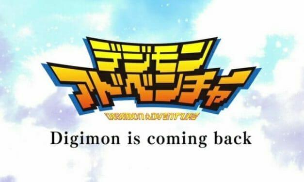 Digimon Adventure Returns Next Spring For 15th Anniversary Series