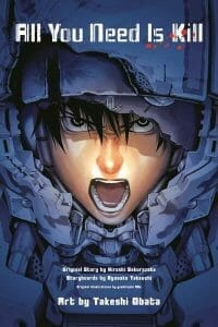 All You Need Is Kill Omnibus 1 Cover - 20140930