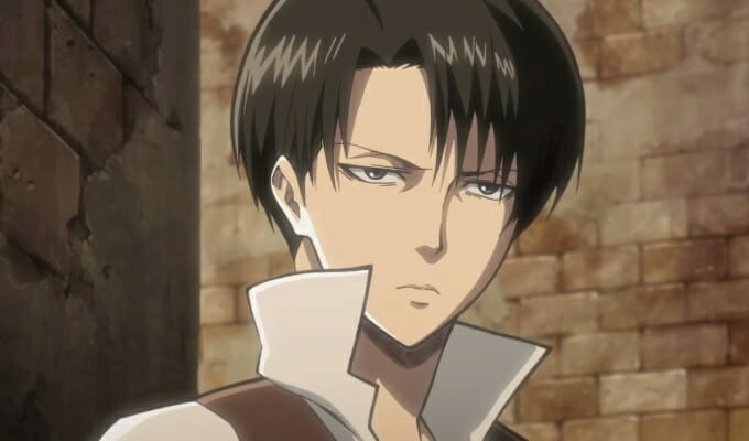 Attack on Titan: No Regrets Trailer Gives a Glimpse of Levi's Past