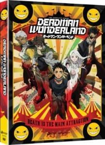 Deadman Wonderland Boxart