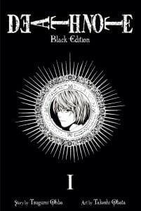 Death Note 01 - Black Edition Cover - 20140929