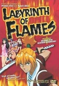 Labyrinth of Flames Boxart - 20140912