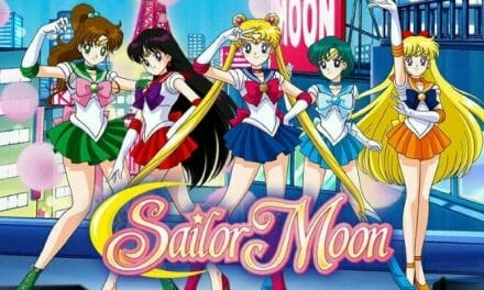Crescent Beam! Sailor Venus Stars In Sailor Moon Dub Clip