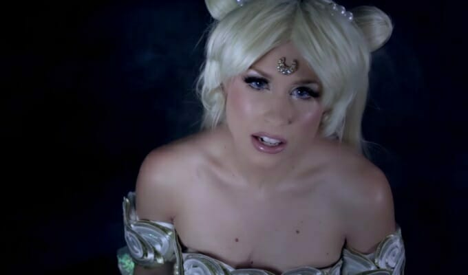 Traci Hines's Carry On Music Video Is An Amazing Tribute to Sailor Moon