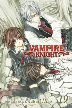 Viz To Release Vampire Knight Finale on 10/14/2014