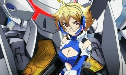 Emily Neves Plays Ange In Cross Ange Dub