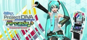 Hatsune Miku Project Diva Arcade - 20141009
