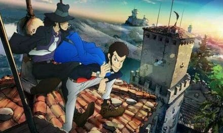 Lupin III (2015) Gets New Key Visual, Stamp Rally