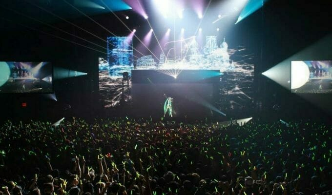 World Is Mine: Official 2014 Miku Expo NY Concert Photos Released