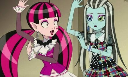 Monster High Anime Makes Its Spooktacular Debut