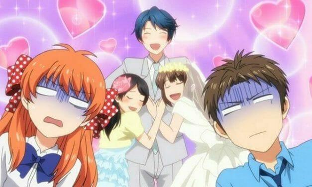 Watch 5 Guys Breakdance To the Monthly Girls' Nozaki-kun Opening