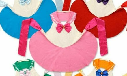 In The Name of the Moon, Let's Cook… With Sailor Moon Aprons!