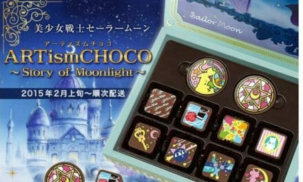 Bandai Opens Pre-Orders For Sailor Moon Valentine's Chocolates