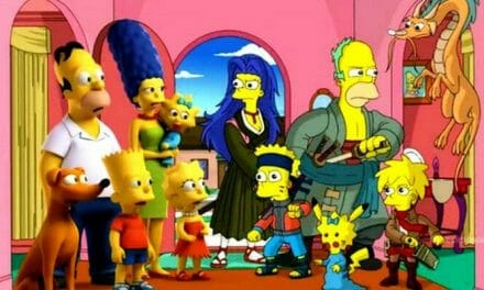 Simpsons Treehouse of Horror References Attack on Titan, Naruto, Other Anime