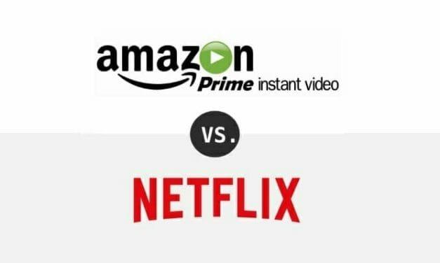 Amazon vs. Netflix: As They Fight, Everybody Wins