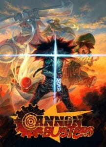 Cannon Busters 001 - 20141117
