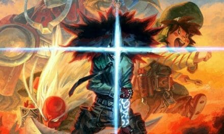 Cannon Busters Enters Production At Satelight