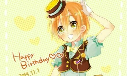 Love Live's Rin Hoshizora Gets Amazing Birthday Presents From Fans