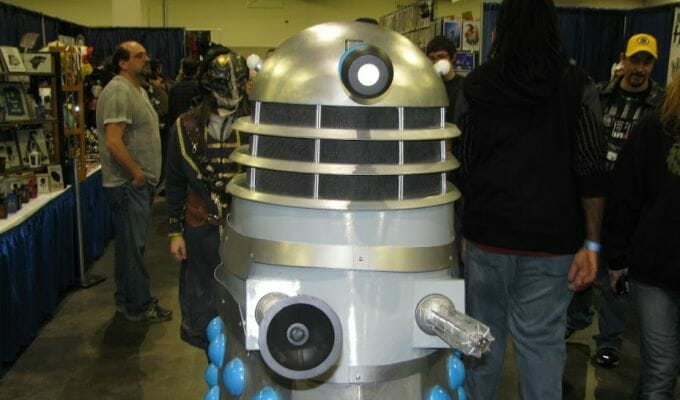 RI Comic Con 2014: Photos From The Show Floor