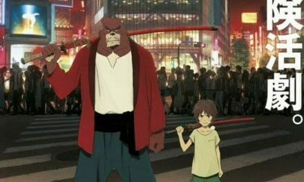 FUNimation Adds The Boy And The Beast, Plans Theatrical Run
