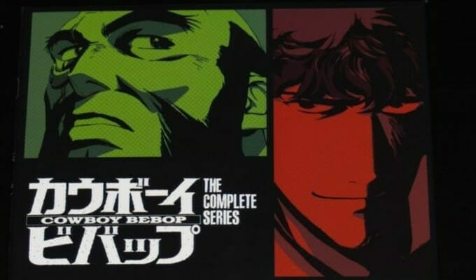 Release Teardown: Cowboy Bebop (Amazon Exclusive)
