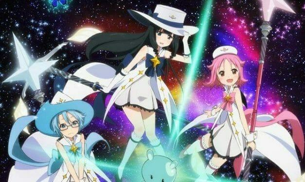 Sentai Filmworks Adds Pleiades, Food Wars, 5 Others