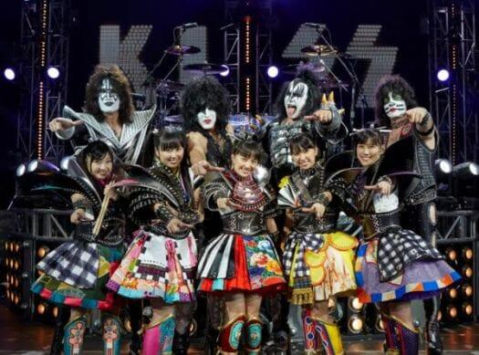 KISS Momoiro Clover Z Key Visual 001 - 20141219