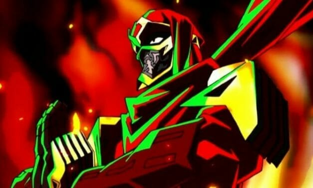 Ninja Slayer Anime Gets Extended Promo Video