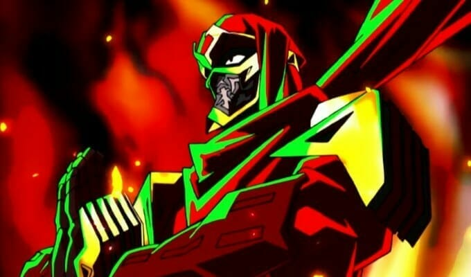 Ninja Slayer Starts Streaming on Hulu Plus
