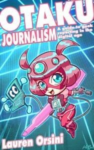 Otaku Journalism Cover - 20141221