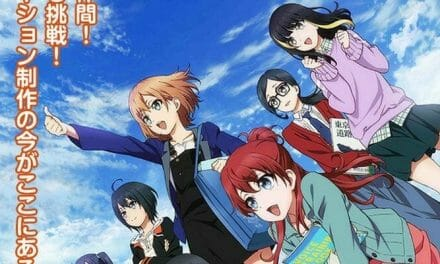 Shirobako Second Cour Visual Shown Off At Comiket