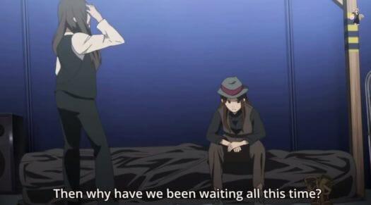 Shirobako Waiting for Godot Original 003 - 20141219