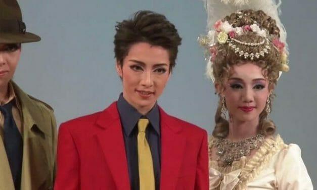 Takarazuka Revue's Lupin III Musical Steals Hearts In First Trailer
