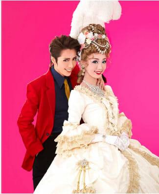 Takarazuka Revue Lupin III Promo Photo - 20141204
