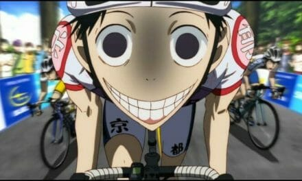 Hime, hime! Discotek Adds Yowapeda, Others