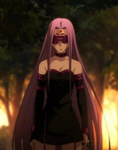 Rider from Fate/Stay Night: Unlimited Blade Works