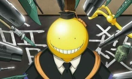 Assassination Classroom: A Most Painful Farewell