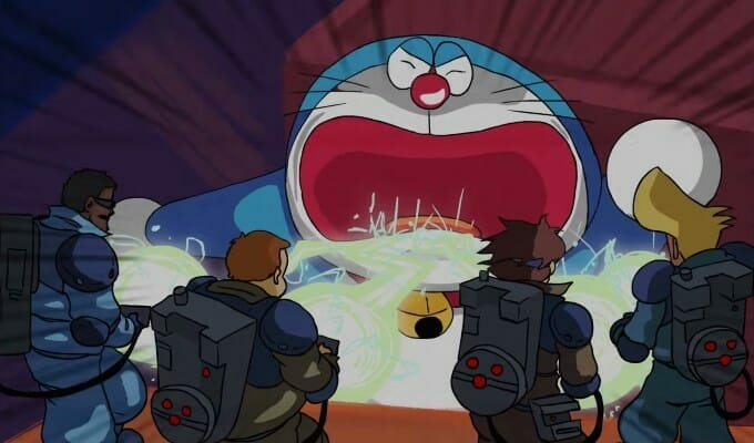 Ghostbusters: The Anime Would Be Pretty Awesome