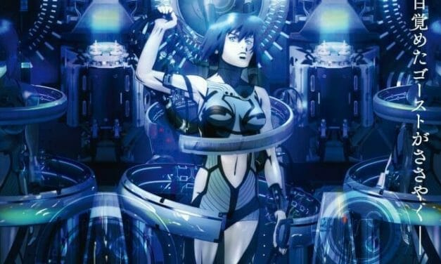 New Ghost In The Shell Anime Flick Announced for 2015
