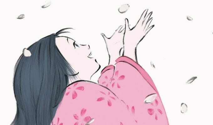 Ghibli's Princess Kaguya Lands An Oscar Nomination