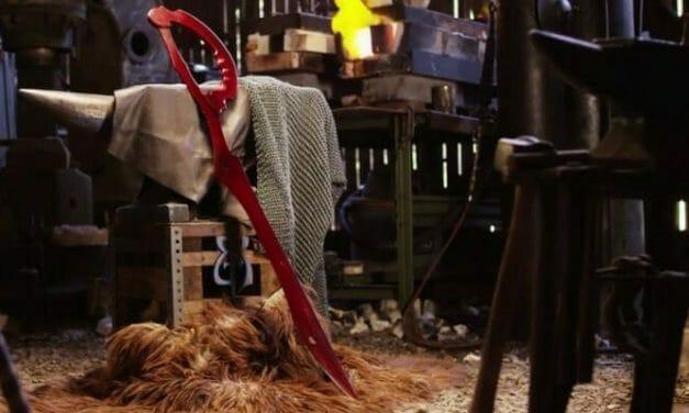 Man At Arms Tackles Kill la Kill With Scissor Blade Replica