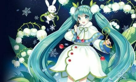 A Snow Fairy Story Begins With 2015 Snow Miku Sculpture