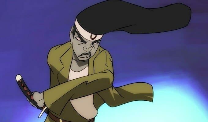 Steve Urkel Goes Afro Samurai In Fox ADHD Parody Short