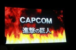 Capcom AoT Announcement Slide - 20150215