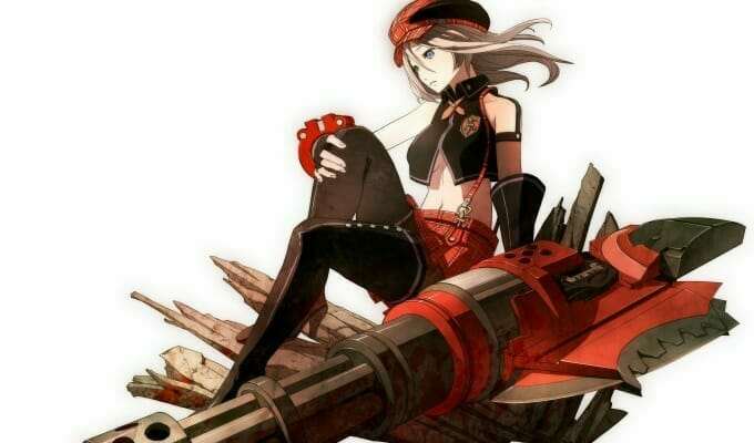 Bandai Namco Streams Subbed God Eater Prologue OVA